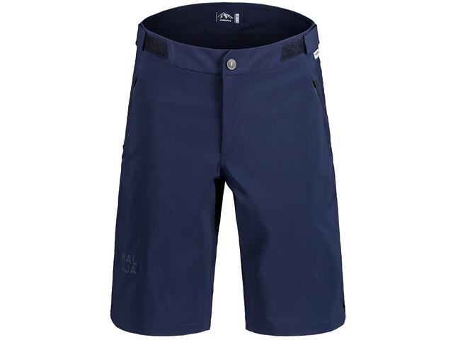 Maloja GallasM. Multisport Shorts Men, niebieski
